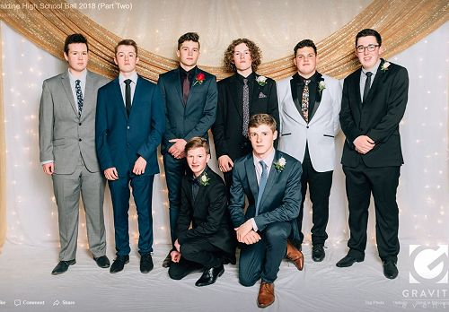GHS Ball 2018