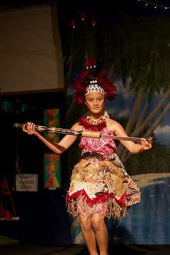 Maeva - Rōpū Whitu - Cultural Performance