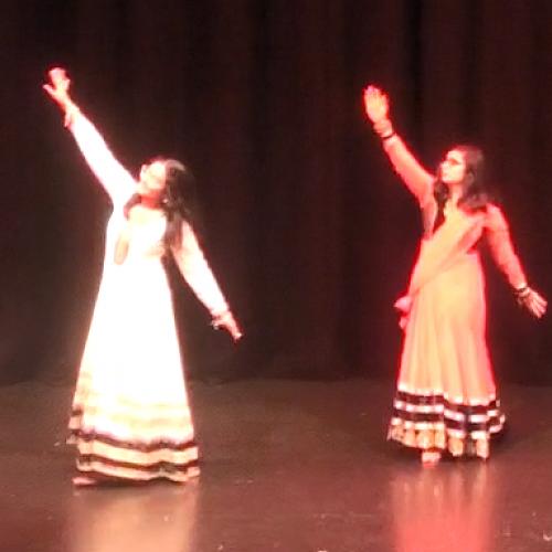 Cultural Showcase - A Wonderful Evening