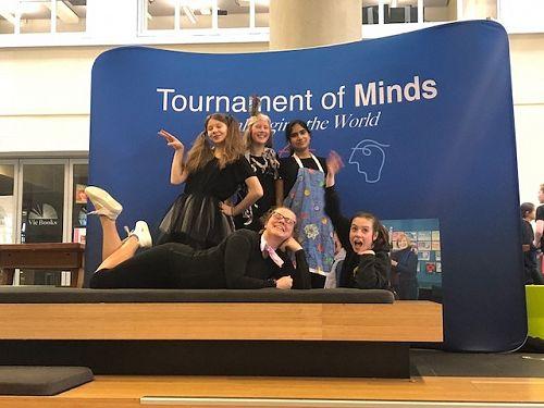 811091a416d Tournament of Minds Team