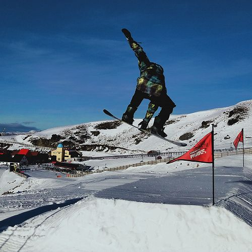Year 12 PE Ski Camp