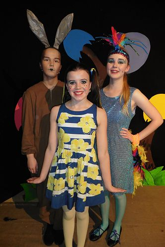 Seussical Production
