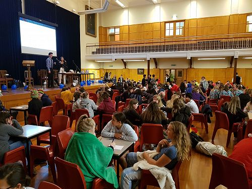 OBHS/OGHS School Council Quiz Night