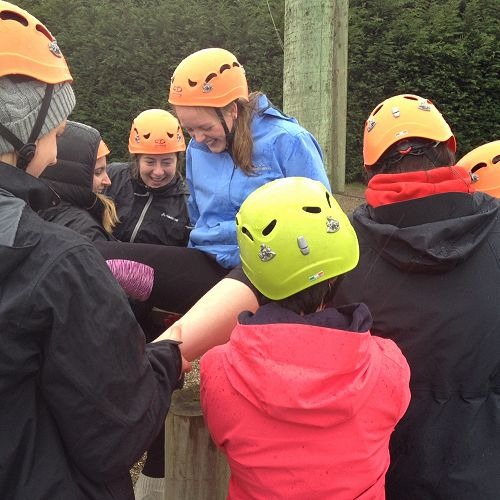 High Ropes/Low ropes