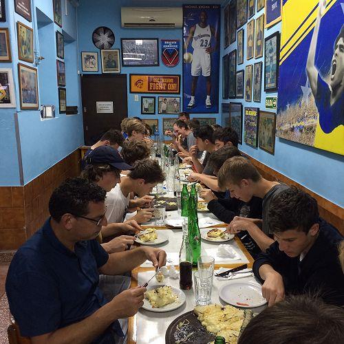 Pizza restaurant, Buenos Aries
