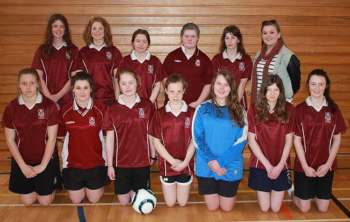 Girls 1st XI Football