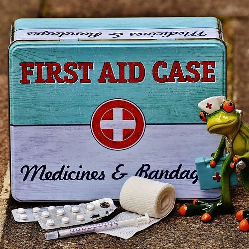 First Aid and Medication