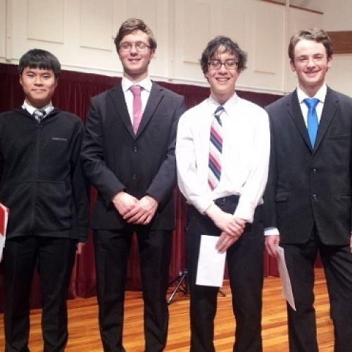 Chamber Music Winners