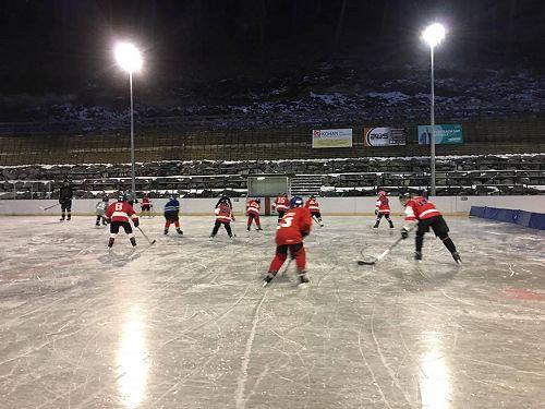 Tekapo LTP Ice Hockey