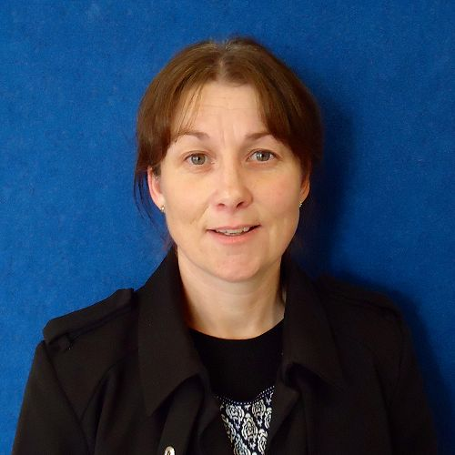 Sue Porter, our newest Assistant Principal at John McGlashan College