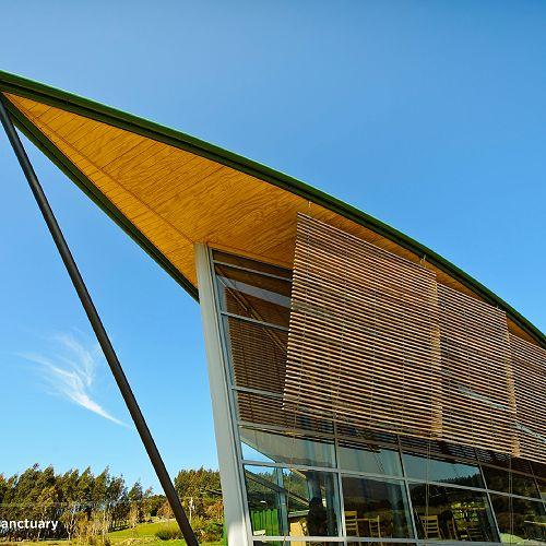 Orokonui Ecosanctuary Visitors Centre