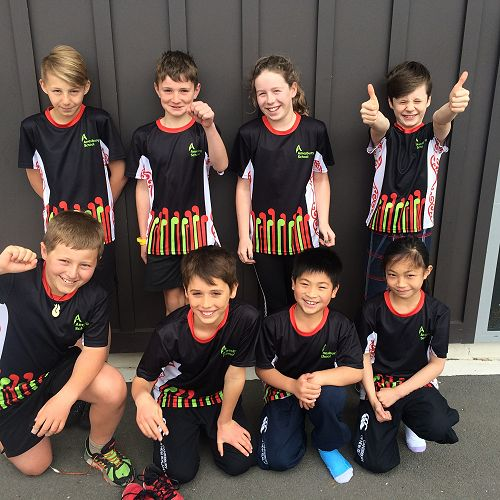 Amesbury Athletics Interzone Team 2015