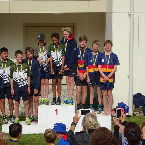 Junior Otago Triathlon Championships