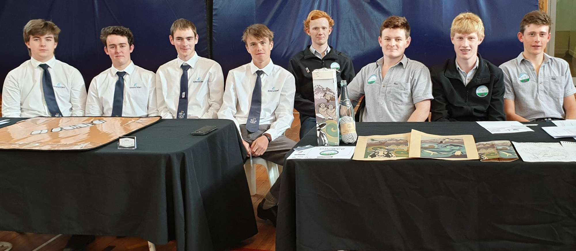 South Canterbury Young Enterprise Scheme 2019