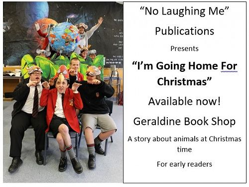 """""""No Laughing Me"""" Publications - book available now"""