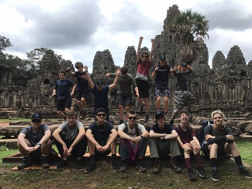 Antipodeans Expedition to Cambodia and Laos