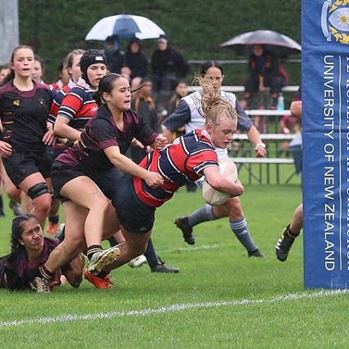 Rugby Top Four Finals, Palmerston North