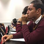 Year 13 Classics Trip to Auckland University