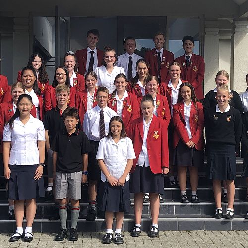 Student Council for 2019