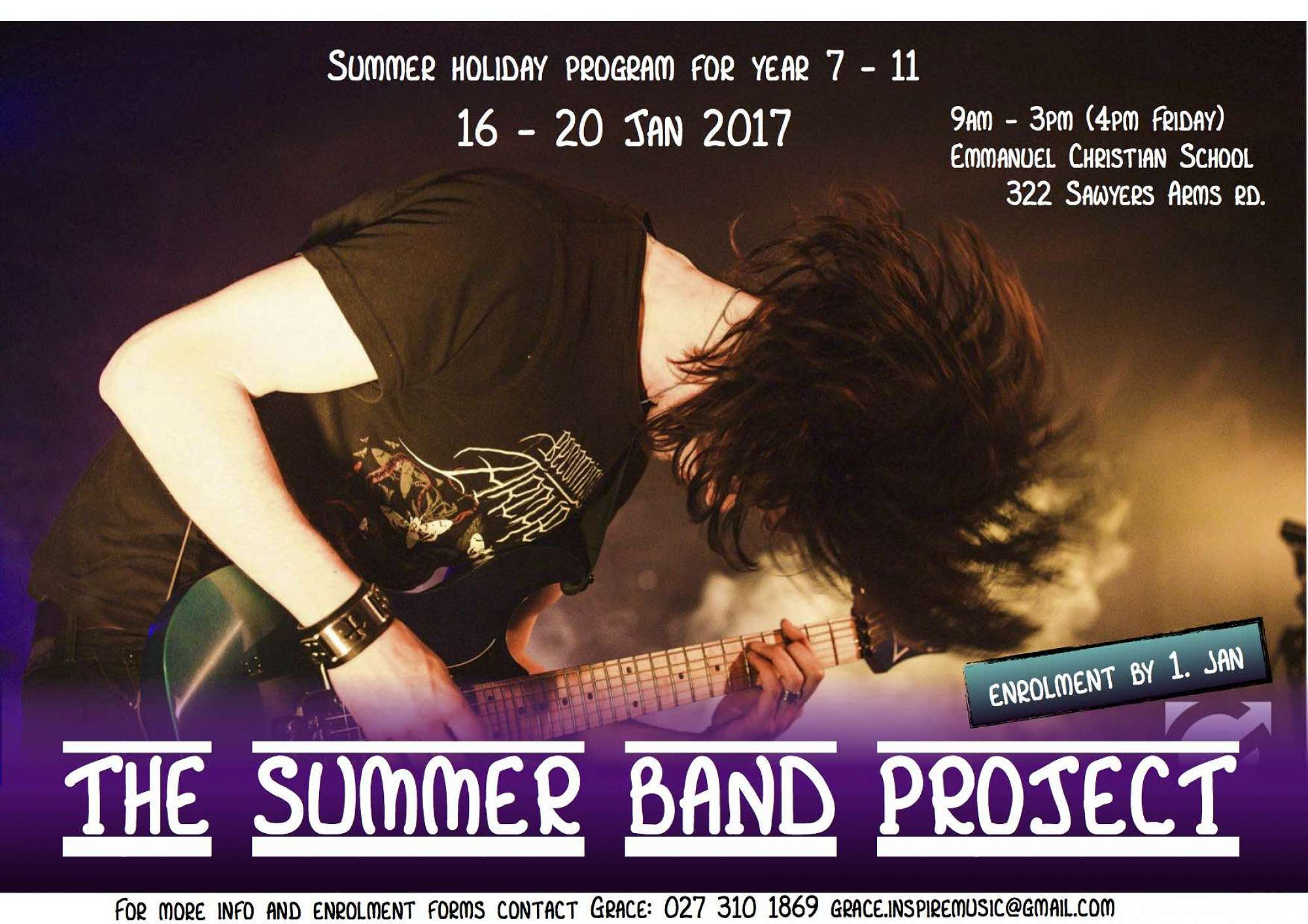 The Summer Band Project