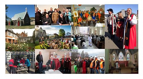 People and Places in the Diocese, 2018-19