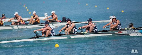 2019 South Island Secondary Schools Rowing Champio