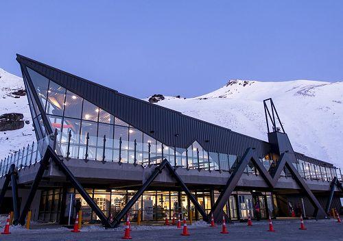 Remarkables Ski Field Base Building