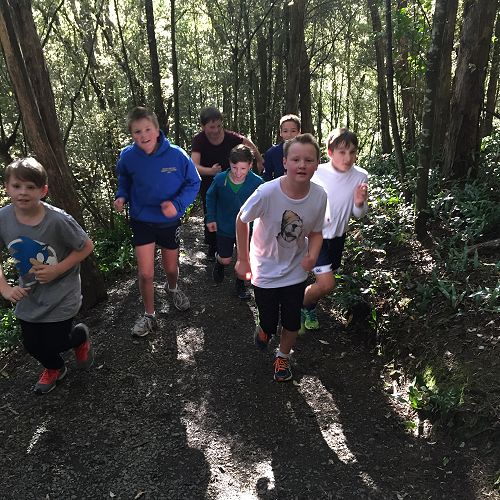 7MBE Cross Country Training