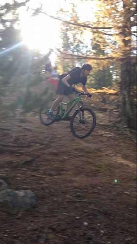 Year 11 PE - Mountain Biking Camp, Naseby