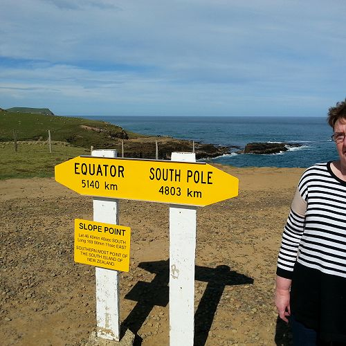 Mr Hooper and Ms Gorman's Trip to the Catlins