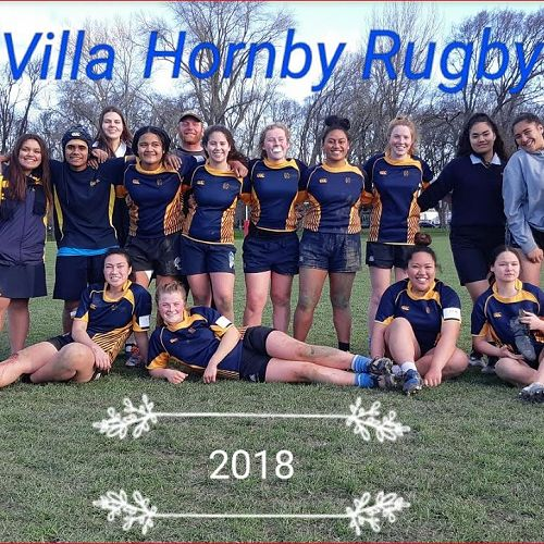 Villa Hornby Rugby