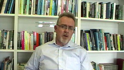 Professor Al Gillespie - Dunedin UNESCO Creative C