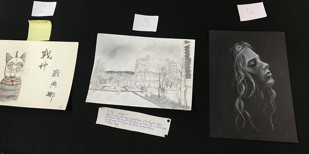 Art Competition - 10 September 2017