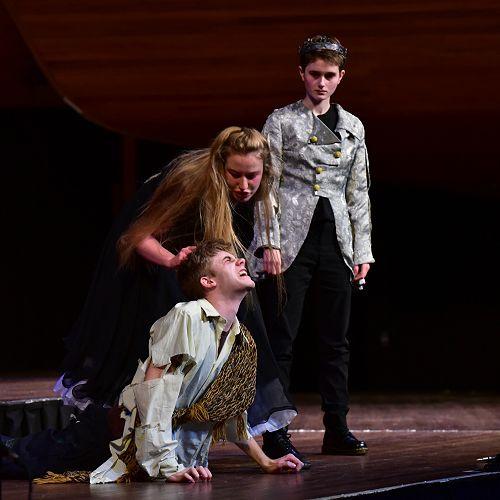 New Zealand Shakespeare Team Selection