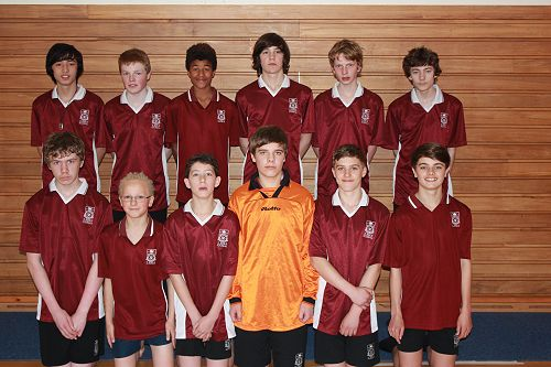 Junior Boys Football
