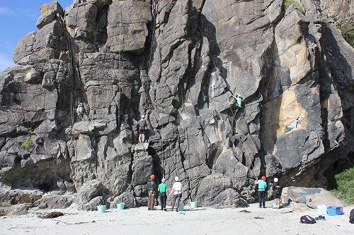 Year 11 Climbing Trip
