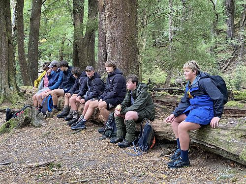 10O - Mt Aspiring Camp, March 2021