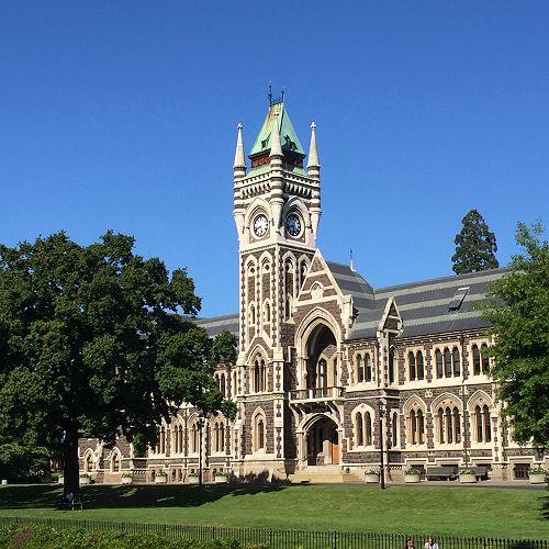 Otago University Registry Building