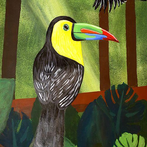 Rebeka Brown - Acrylic Painting